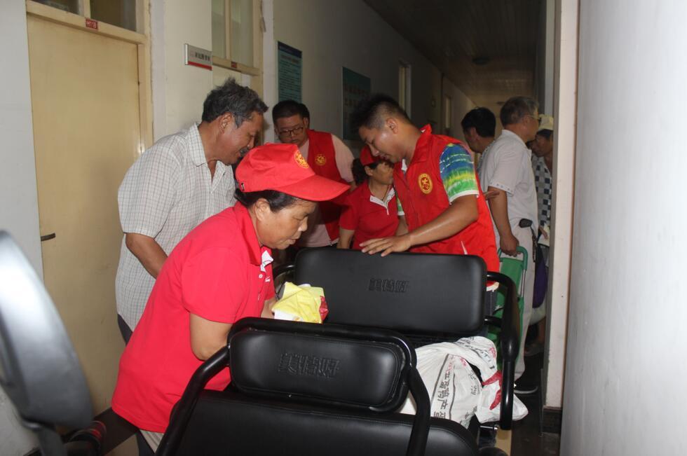 开封市火电厂社区志愿服务暖人心  好人好事层出不穷